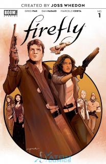 22. Firefly #1 - 51 874 sprzedane kopie