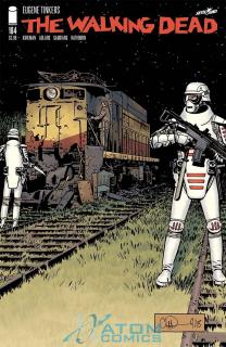 18. Walking Dead #184 (Image Comics) - 60 814 sprzedanych kopii