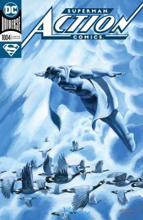 19. Action Comics #1004 (DC) - 60 420 sprzedanych kopii