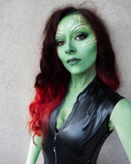 Star Nacho jako Gamora