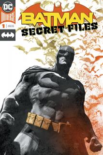 20. Batman: Secret Files #1 (DC) - 58 707 sprzedanych kopii