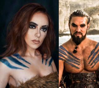 Star Nacho jako Khal Drogo