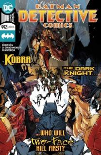 24. Detective Comics #992 - 51 002 sprzedane kopie