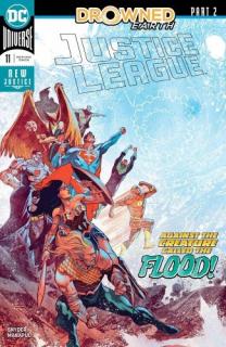 11. Justice League #11 - 74 204 sprzedane kopie