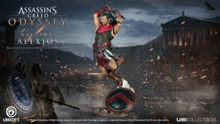 Assassin's Creed Odyssey - figurka Aleksiosa - cena 199,92 zł