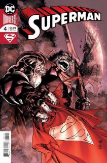 15. Superman #4 (DC) - 67 197 sprzedanych kopii