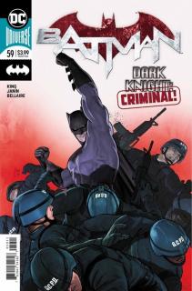 6. Batman #59 - 93 029 sprzedanych kopii