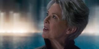 Jeśli już mowa o Najwyższej Inteligencji - być może twórcy nadali jej ludzką postać, a w jej rolę wcieli się Annette Bening