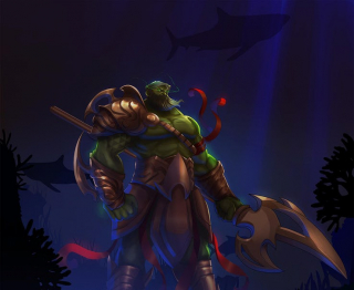 Hulk jako Aquaman