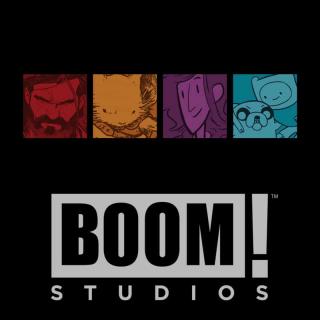 7. Boom Studios - 1,52% w liczbie sprzedanych komiksów i 1,86% udziału w zyskach