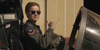 Zwraca się uwagę, że Amerykańskie Siły Powietrzne otworzyły się na kobiety jako pilotów myśliwców dopiero w 1993 roku; łącząc ten fakt z innymi informacjami możemy więc przypuszczać, że pobyt Karol u Kree trwał maksymalnie 2 lata