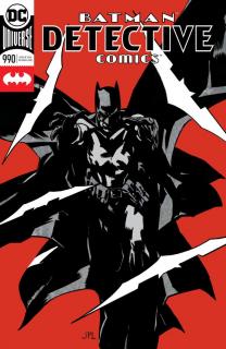 17. Detective Comics #990 (DC) - 61 040 sprzedanych kopii