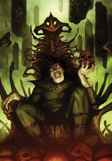 Nightmare - władca Krainy Snów, świata powstałego w wyniku połączenia myśli śpiących ludzi; jeden z największych wrogów Doktora Strange'a