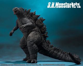 Godzilla 2: Król potworów - zdjęcie modelu