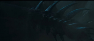 Król Ghidorah - Godzilla 2: Król Potworów