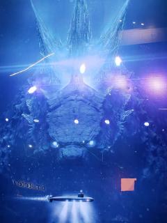 Godzilla 2 Król potworów - zdjęcie