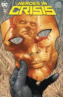 8. Heroes in Crisis #3 - 83 794 sprzedane kopie