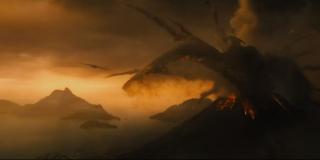 """Placówka w Yellowstone sugeruje obserwację któregoś z dwóch potworów: Rodana lub Obsidiusa znanego z filmu """"Godzilla: Unleashed"""""""