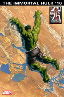 Immortal Hulk #16 - wariant okładki