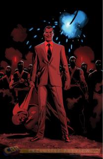 Norman Osborn - odwieczny przeciwnik Spider-Mana znany później jako Zielony Goblin