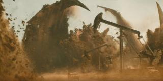 Tajemniczy potwór - Godzilla 2: Król potworów