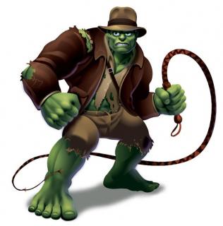 Hulk jako Indiana Jones
