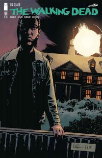 18. The Walking Dead #185 (MR) - 58 258 sprzedanych kopii