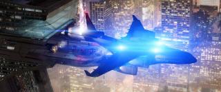 Spider-Man: Far From Home - szkic koncepcyjny