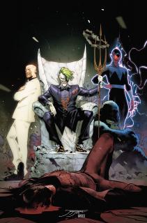 13. Justice League #12 - 70 105 sprzedanych kopii