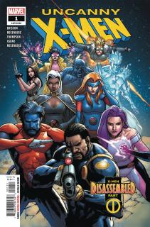 1. Uncanny X-Men #1 - 176 125 sprzedanych kopii