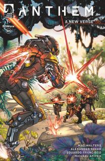 5. Dark Horse Comics - 2,58% w liczbie sprzedanych komiksów i 3,37% udziału w zyskach