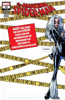 4. Amazing Spider-Man #10 - 103 636 sprzedanych kopii