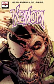 7. Venom #7 (Marvel) - 87 198 sprzedanych kopii