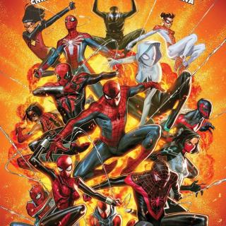 1. Marvel - 37,89% w liczbie sprzedanych komiksów i 34,22% udziału w zyskach
