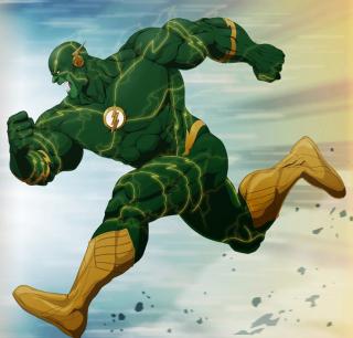 Hulk jako Flash