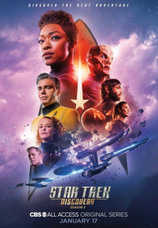 Star Trek: Discovery - plakat