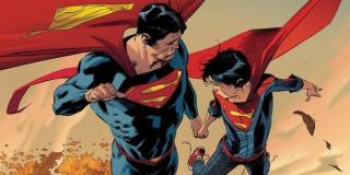 Lois i Clark spodziewają się dziecka - może to zwiastować pojawienie się w Arrowverse którejś z wersji Superboya