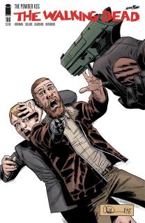 3. Image Comics - 8,5% w liczbie sprzedanych komiksów i 8,57% udziału w zyskach