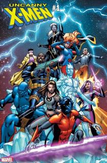 1. Marvel - 43,75% w liczbie sprzedanych komiksów i 40,8% udziału w zyskach