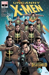 15. Uncanny X-Men #2 - 62 320 sprzedanych kopii
