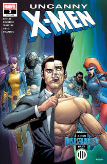 17. Uncanny X-Men #3 - 58 282 sprzedane kopie