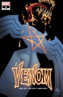 10. Venom #8 - 74 584 sprzedane kopie