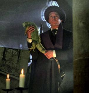 Iguana i Profesor Quirrell