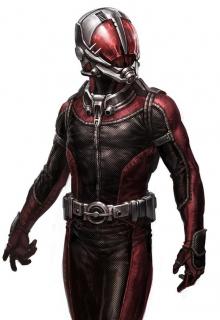 Ant-Man - szkic do pierwszego filmu (gorszy)