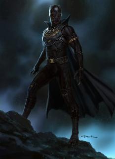 Killmonger - Czarna Pantera (lepszy)