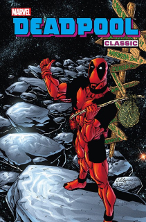 Deadpool Classic, tom 6 – okładka