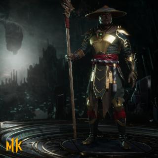 Mortal Kombat 11 - Raiden