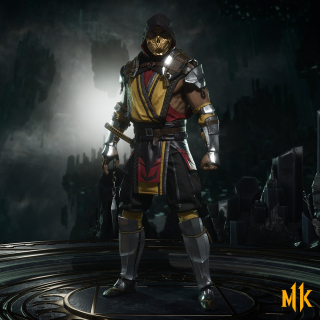 Mortal Kombat 11 - Scorpion
