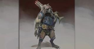 Rocket Raccoon - Strażnicy Galaktyki (Screen Rant uznał ten wizerunek za gorszy od tego, co zobaczyliśmy na ekranie)