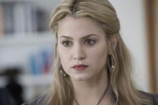 Rosalie była grana przez Nikki Reed